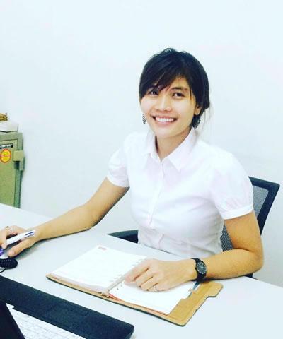 カンボジア事務所代表:Ong Tithiasovanarob(オン・ティシアソバナロブ)