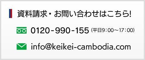 カンボジア技能実習生なら0120-990-155