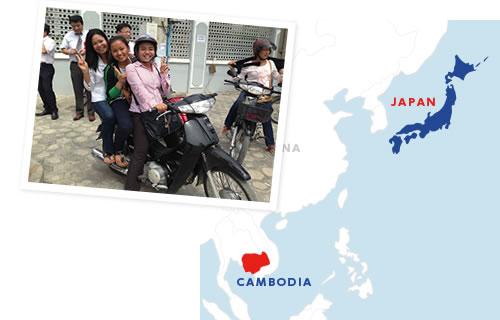カンボジア技能実習生の特長