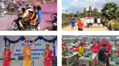 今、注目されているカンボジア技能実習生