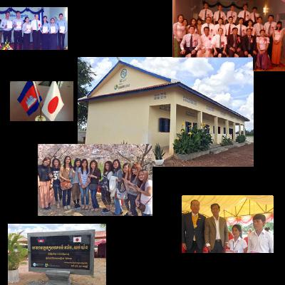 カンボジアへの強い思い入れ
