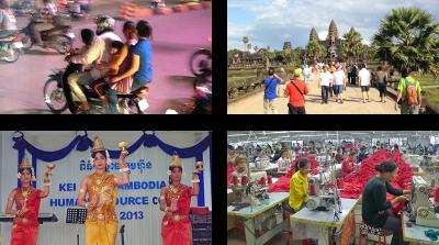 親日派が多く素直で真面目な人が多い カンボジア外国人技能実習生に注目が集まっています。